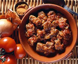 Typisch ungarischer kuchen